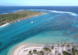 Lagon - Réserve naturelle de Petite Terre